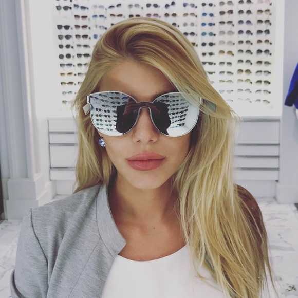 5c6894ddbba2 Karen Walker Accessories - Karen Walker Women Sailor Sunglasses - Silver